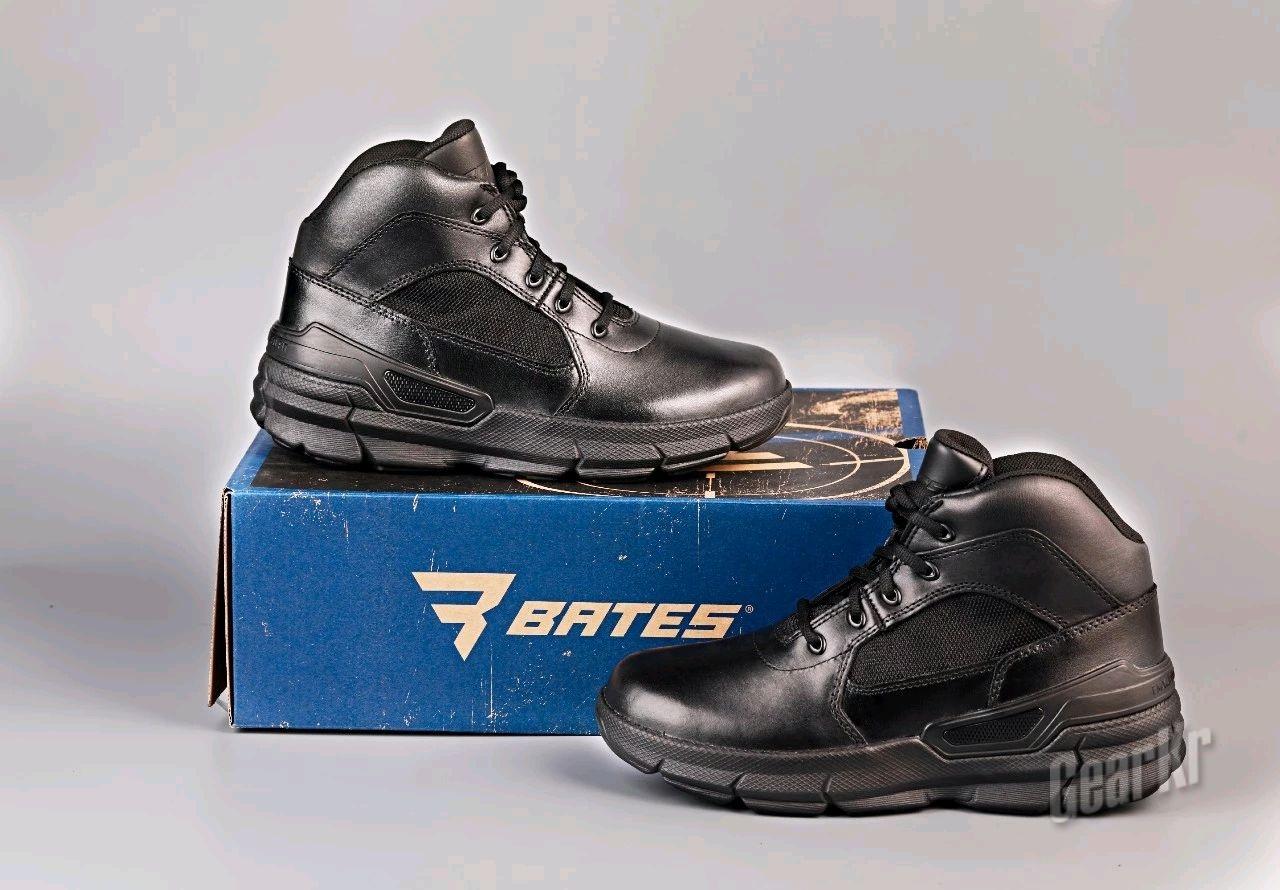 BATES EMX®系列,全天候通勤战术靴 E07106——外观篇