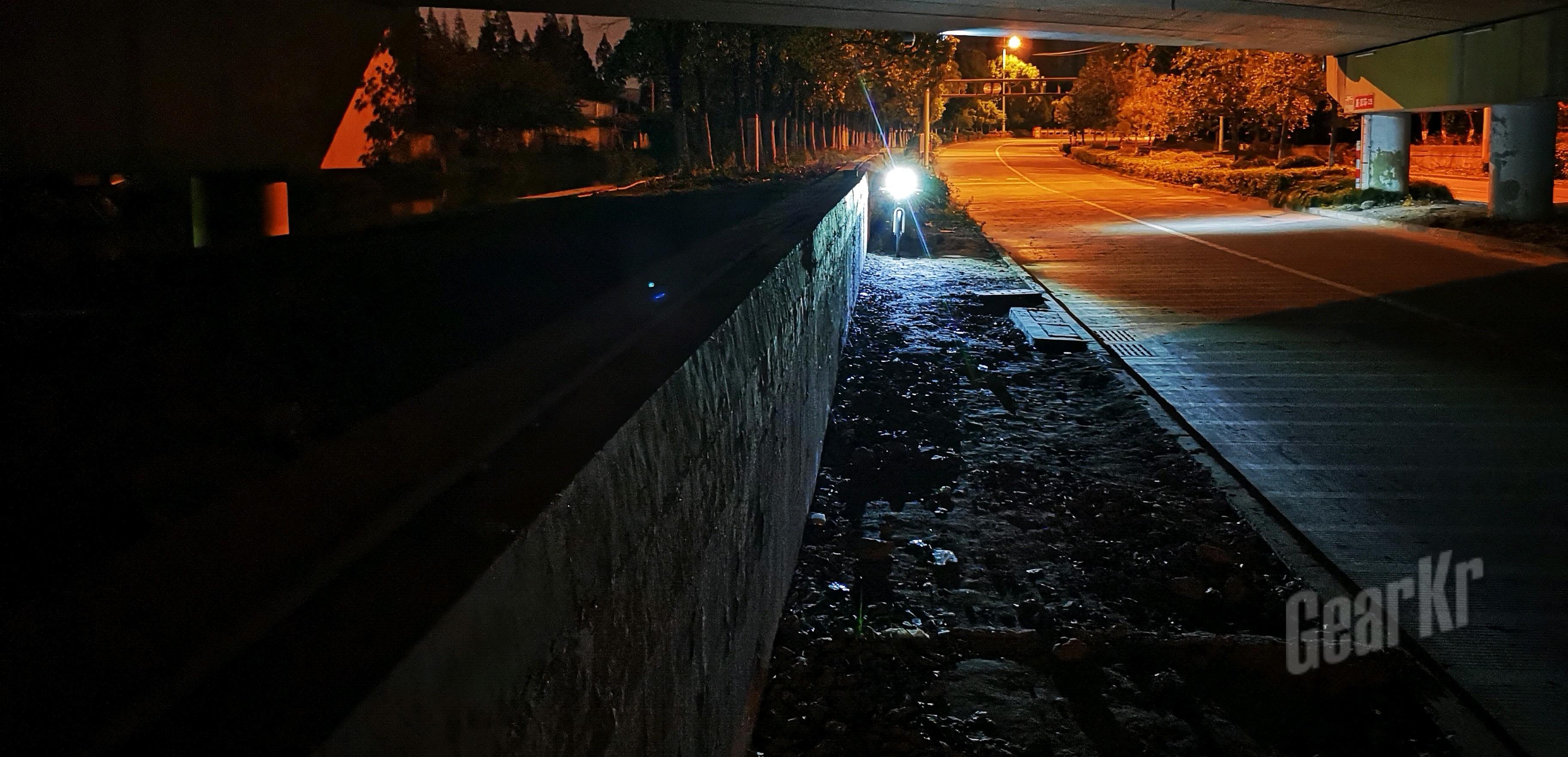 城市夜骑照明解决方案——纳丽德B20专业自行车灯及其选配套件