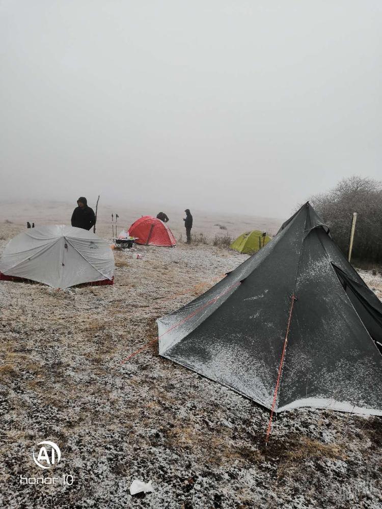 神池步道露营