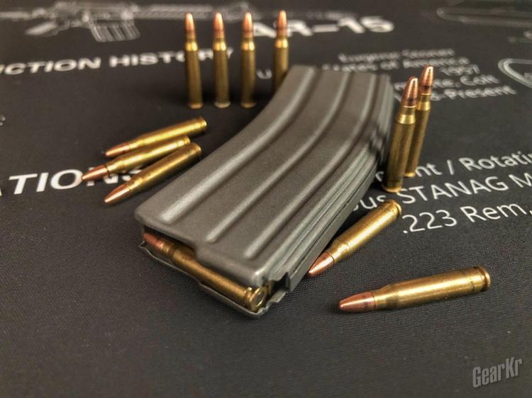 随时可以享受的装弹快感:简评ERA45%弹匣模型