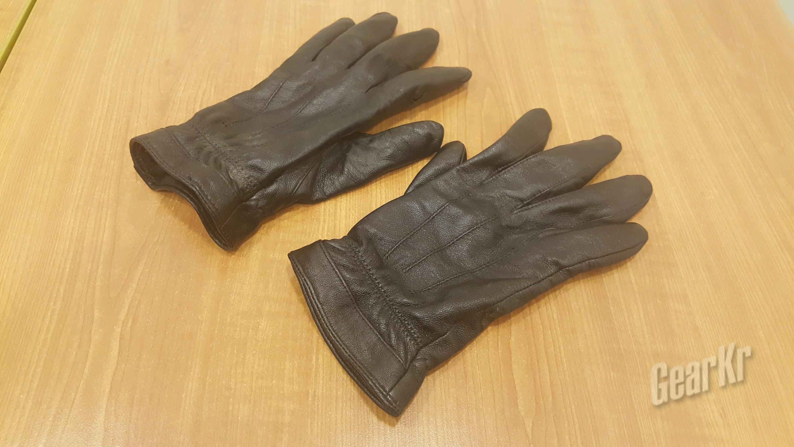 情怀有价不变的味道 07军官手套评测