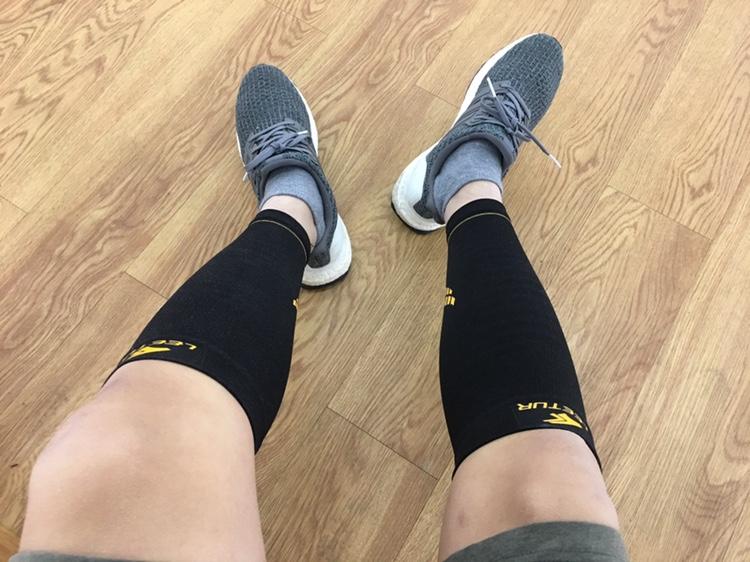 LEETUR-羚途压缩护小腿袜子测评
