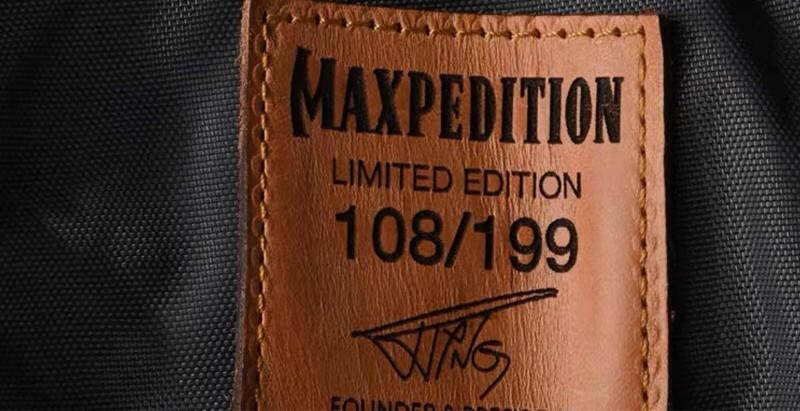 低调中的奢华,简评Maxpedition天启蜂巢限量版背包