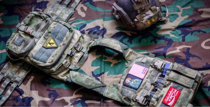 百尺竿头更进一步combat2000 XPC2.0携板战术背心评测
