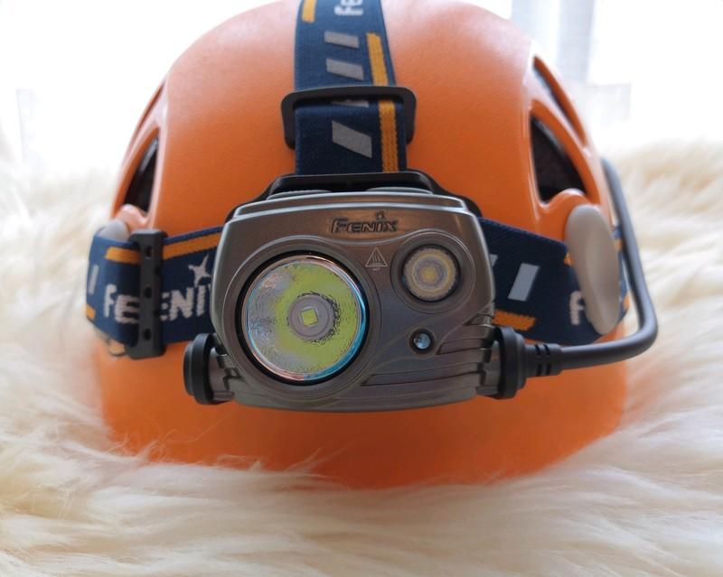 FENIX-HP25R头灯评测