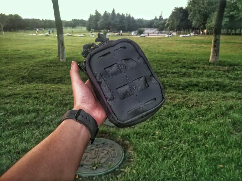 """""""包""""容万千——Maxpedition美马CAP小型行政包战术模组附件包测评"""