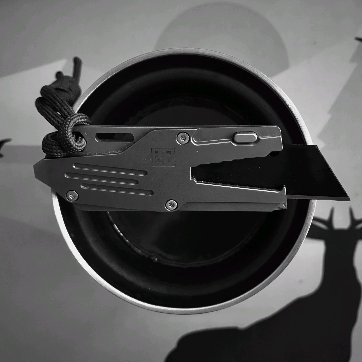 性价比之选-安士K1S美工刀