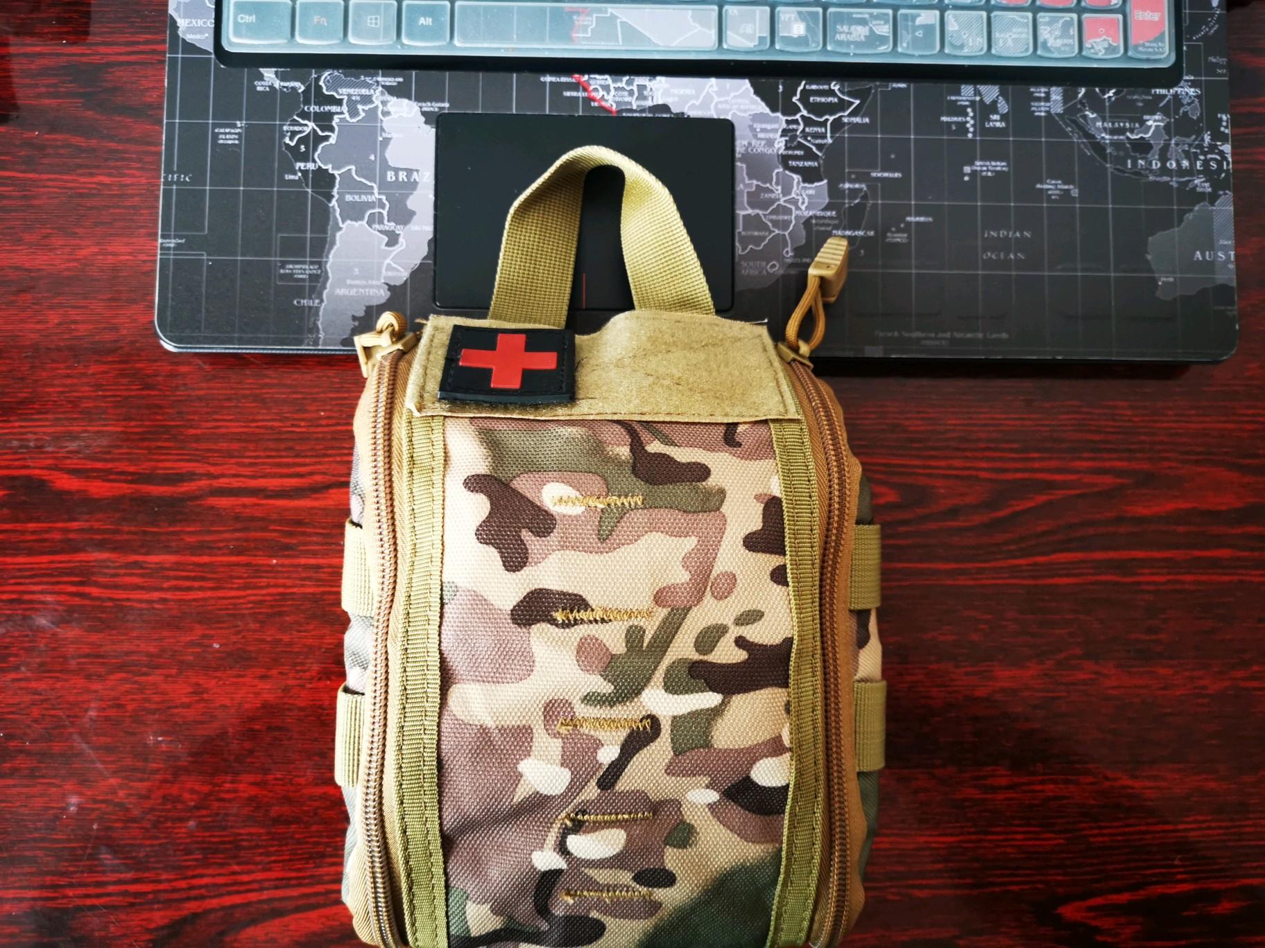 一个医学生在户外露营与日常通勤中准备的比较合适的医疗包