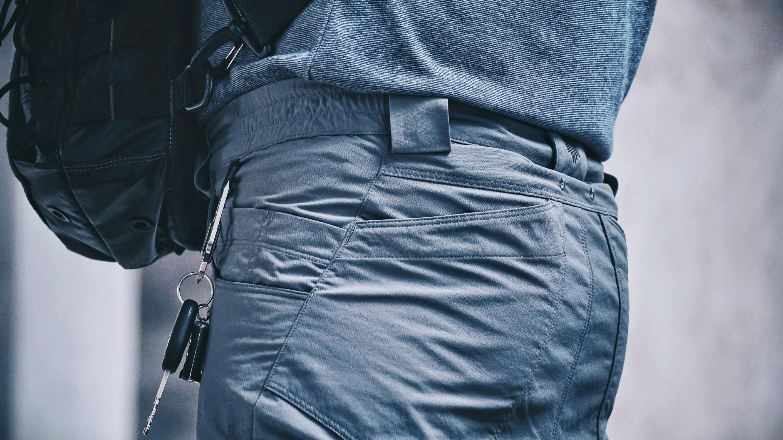单导排汗,是噱头还是有用?借这条裤子告诉你真相。